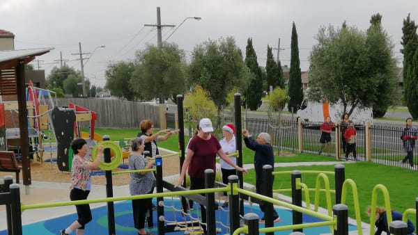 Seniors exercise parks improve physical and mental health of older people: research